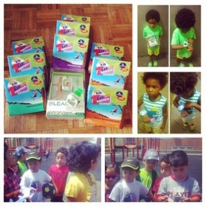 #FitMadeFun Day with LeapFrog & CLIF Kids