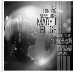 Mary J Blige's Album: The London Sessions