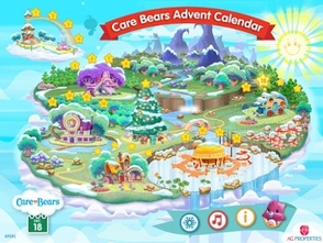Count Down to Christmas with the Care Bears