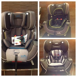 Evenflo ProComfort Protection Series Car Seats