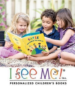 Celebrate Valentine's Day with an I See Me Personalized Book!