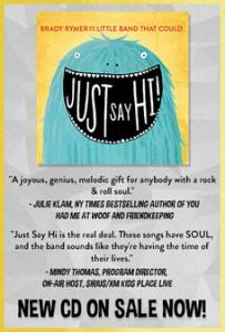 Just Say Hi! (CD Review)