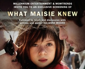 What Maise Knew (movie review)