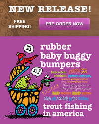 rubber baby buggy bumpers (CD review)