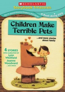 Children Make Terrible Pets and More Stories about Family (DVD review)