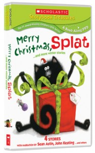 Merry Christmas, Splat …and more Winter Stories (DVD review)