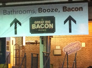 The Great Big Bacon Picnic in Brooklyn