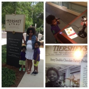 Hershey, PA is the Sweetest Family Place on Earth!