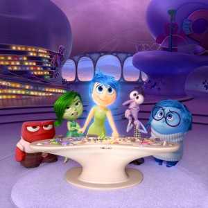 #InsideOut  in Theaters June 19th