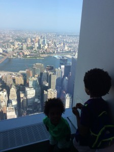 One World Observatory where you can #SeeForever