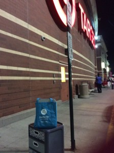 The Curbside App & Target  Plus a Coupon Code!