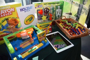 Crayola at Holiday of Play