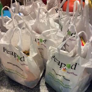 Peapod Delivers