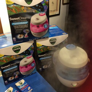 vicks sweet dreams humidifier manual
