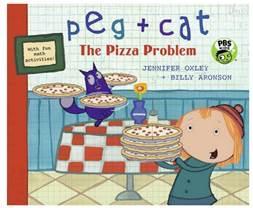 Peg + Cat Storytime!