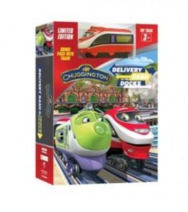 Chuggington DVD Review & Giveaway