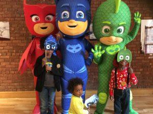 Celebrate #NationalSuperheroDay with PJ Masks