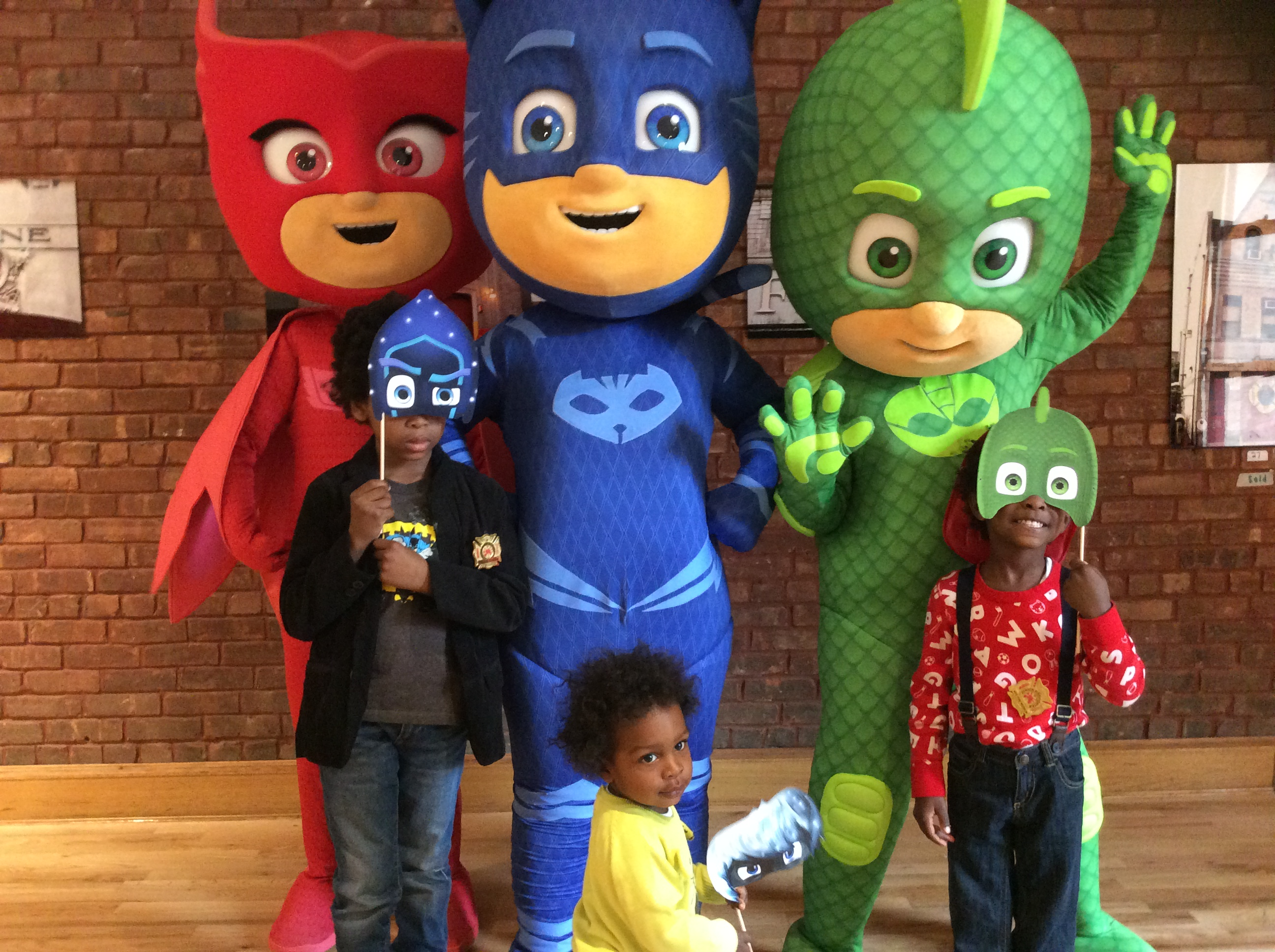 Celebrate NationalSuperheroDay With PJ Masks Thirtymommy