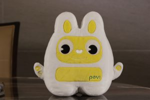 POVI: The Connected Storytelling Buddy