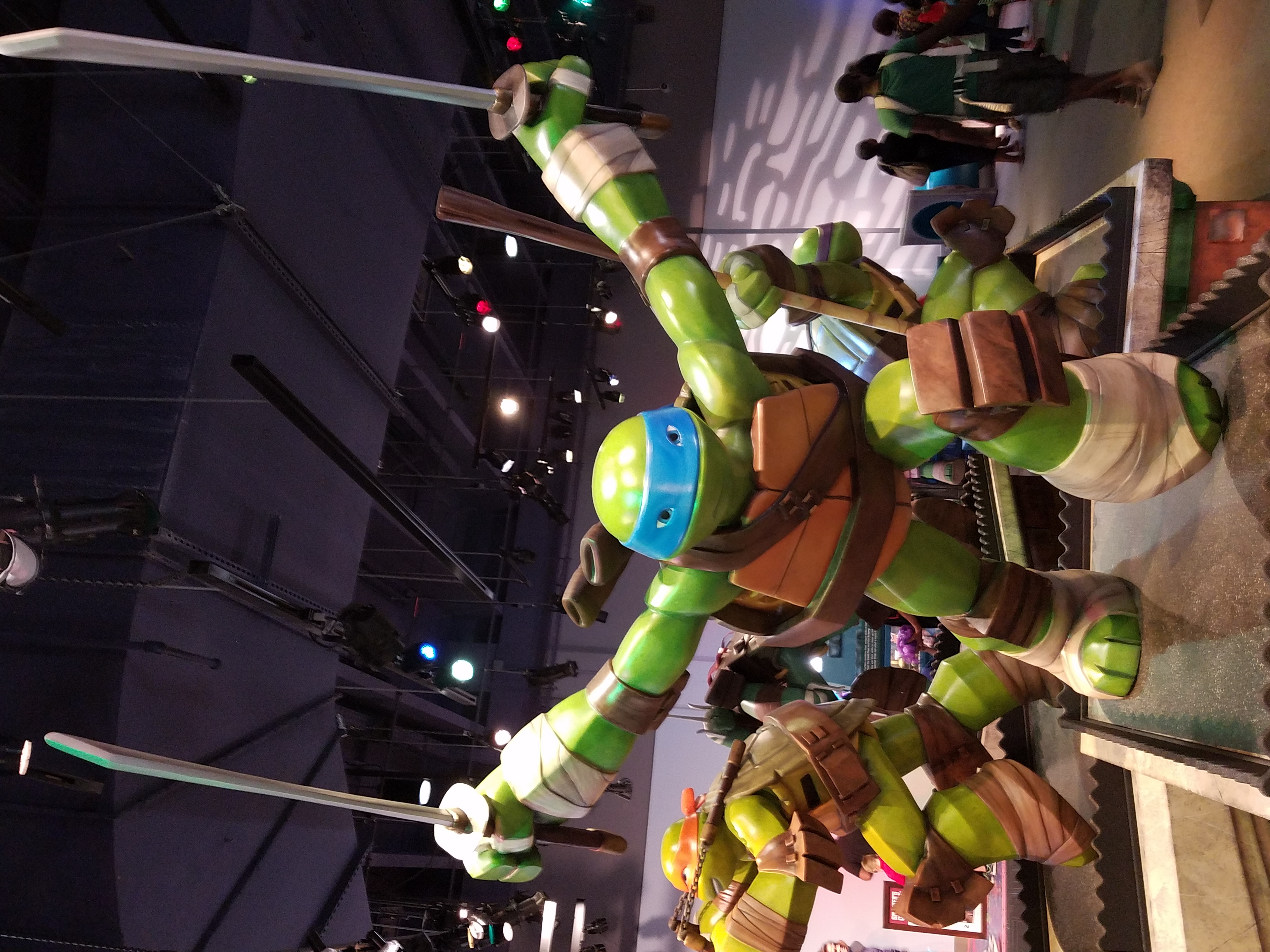 tmnt at liberty science center thirtymommy