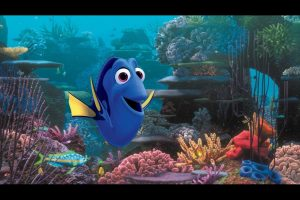 Finding Dory in Theaters June 17th!