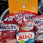 Red, White and Blue with Welch's Fruit Snacks