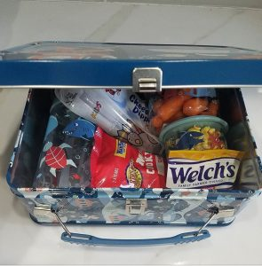 Welch's Lunchbox Challenge & Fight Child Hunger