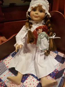 The Queen's Treasures Laura Ingalls Doll