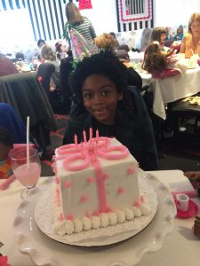His Birthday Brunch at American Girl Place