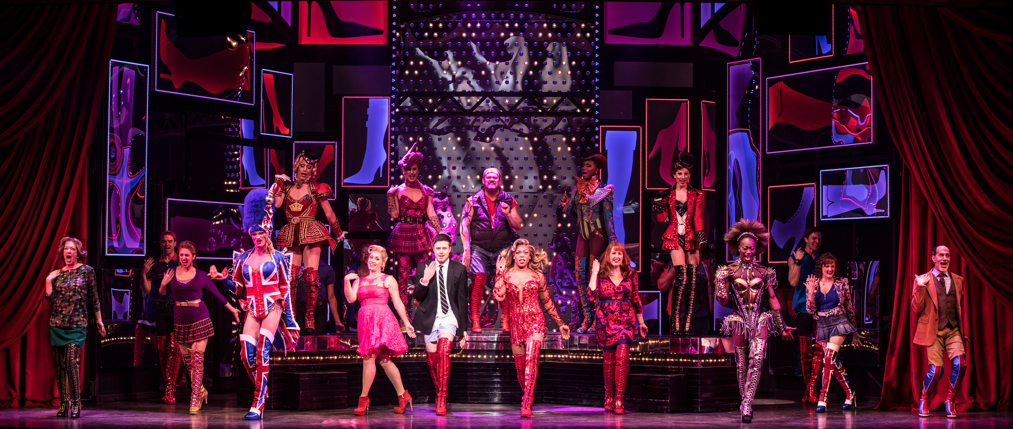Kinky boots discount coupon