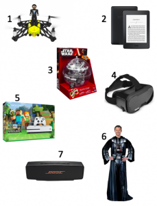 7 Gifts for Him