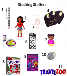 11 Stocking Stuffers