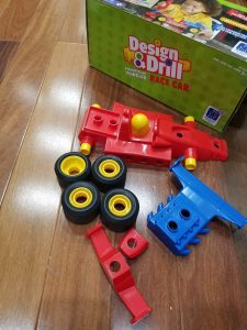 Design and Drill Toys from Educational Insights