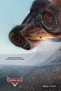 Cars 3 Races Into Theaters June 16, 2017