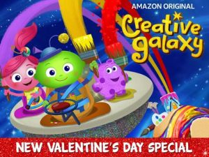 Creative Galaxy Valentine's Day Special