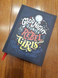 Goodnight Stories for Rebel GirlsBook