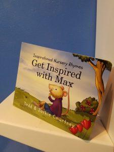 Inspirational Nursery Rhymes Board Book