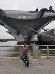 Kids Week at the Intrepid Sea, Air & Space Museum Flash Giveaway