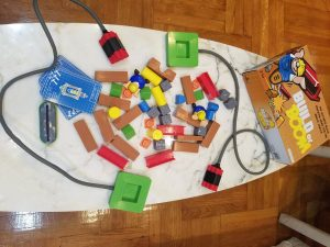 Build or Boom: A Block Stacking Game for the Whole Family