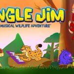 Jungle Jim – A Musical Wildlife Adventure + FREE DVD offer