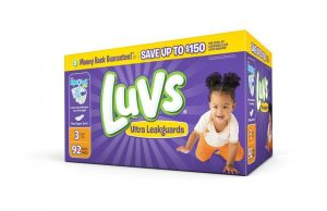 LUVS with New Nighlock Plus & Coupon!