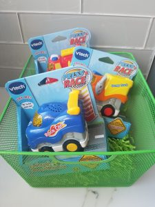 VTech Smart Wheels Vehicles for their Easter Baskets