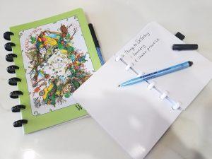 Beyouneeq Wipenote Erasable Notebooks