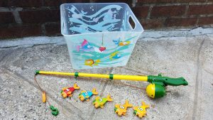 John Deere Farm Fresh Pond Fish Adventure Set