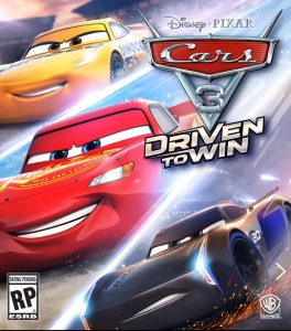 Cars 3 Driven to Win Video Game