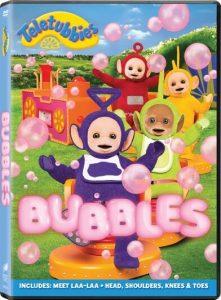 Teletubbies Bubbles DVD, Bubble Craft & Giveaway