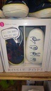 Rosie Pope Baby Footwear