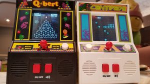 Mini Arcade Games for Summer Travel