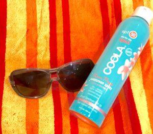 COOLA Sport SPF 50 Guava Mango Sunscreen Spray
