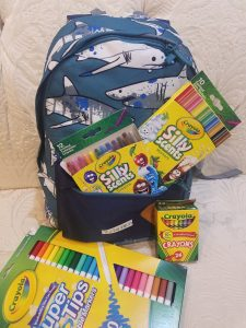 Crayola Silly Scents for Back to School